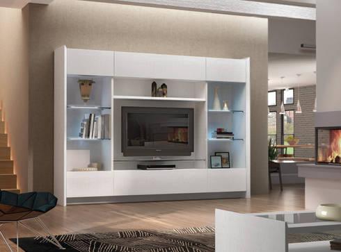 Composição ALMA: Sala de estar  por MOVEME