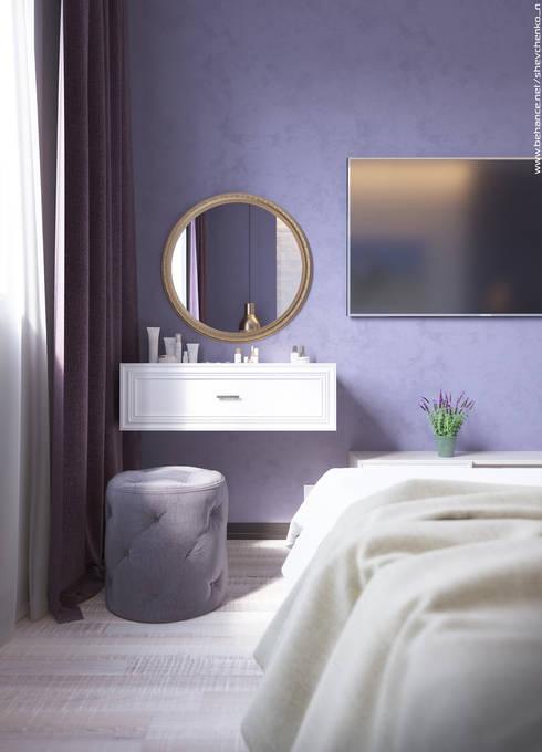 غرفة نوم تنفيذ Shevchenko_Nikolay