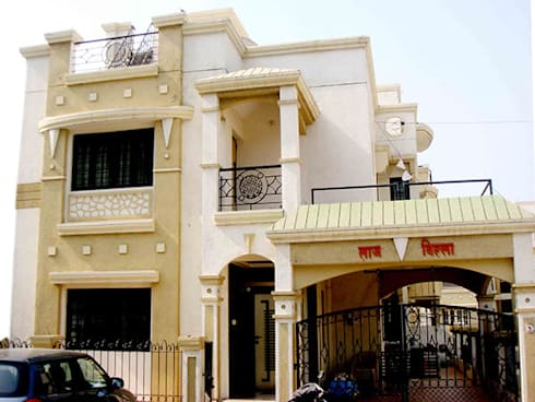 Timeless Tradition: modern Houses by Sneha Samtani I Interior Design.