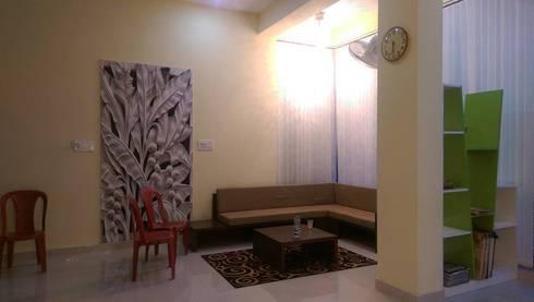 poshlivin office:  Walls by poshlivin