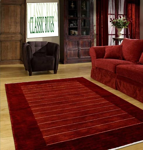Loribuft Rug :  Walls & flooring by Classic Rugs