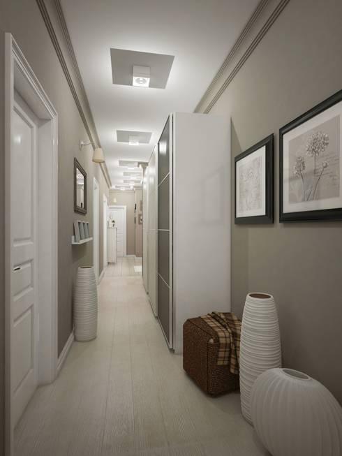 Corridor & hallway by MEL design
