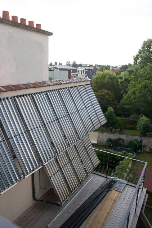 Langlois Lorris: Maisons de style  par Modelmo ScPRL