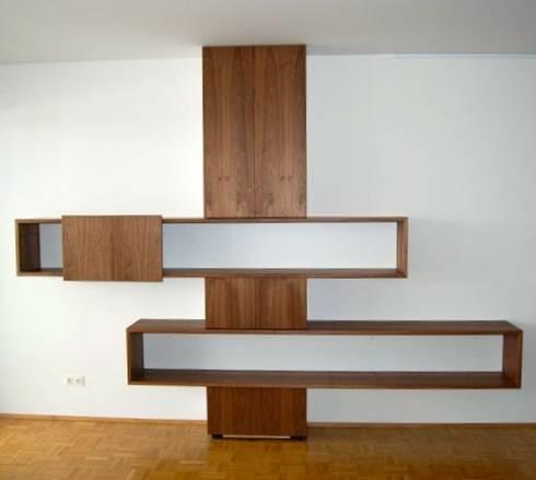 regale von zweitischler homify. Black Bedroom Furniture Sets. Home Design Ideas