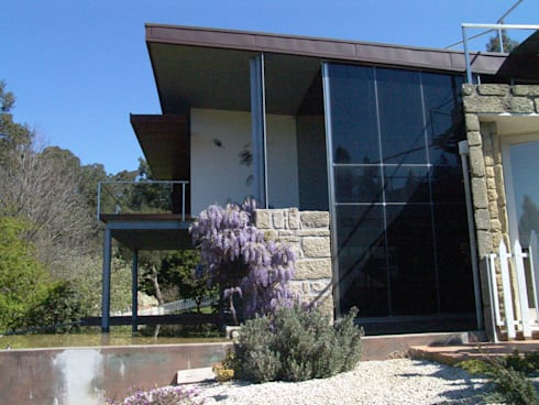 Moradia SG: Casas modernas por RDLM Arquitectos associados