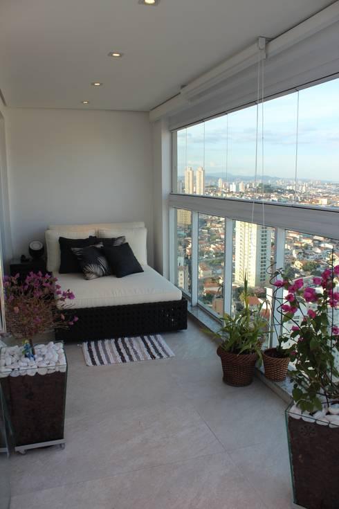 Terrace by Parm Arquitetura