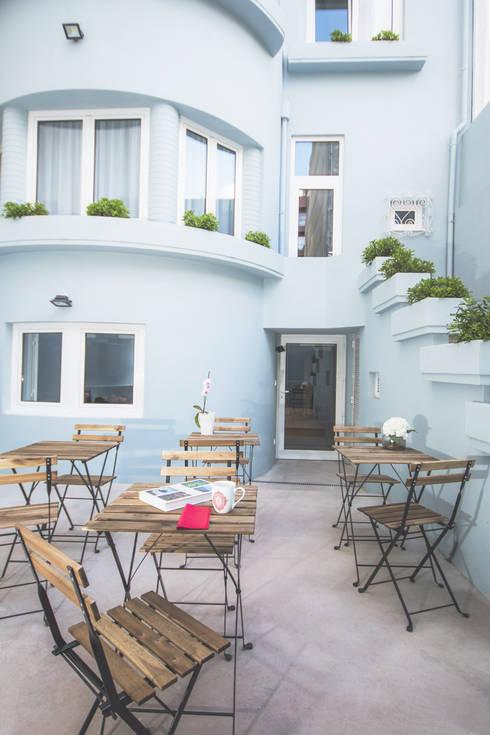Casa de Godinho: Casas  por GRAU.ZERO Arquitectura