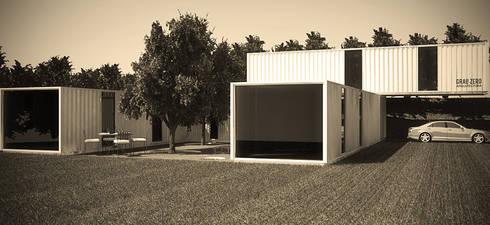 Casa de Padreiros:   por GRAU.ZERO Arquitectura