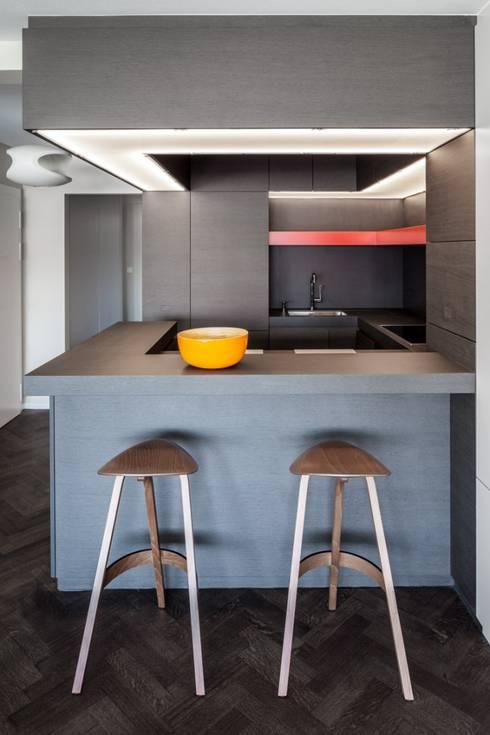 projet 3: Cuisine de style de style Moderne par Pierre Noirhomme