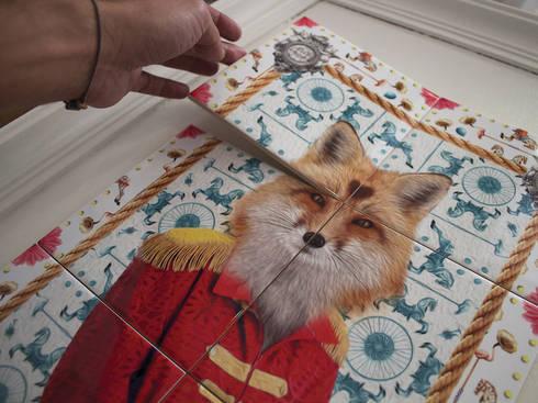RED FOX in progress: Arte  por Surrealejos