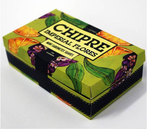 CHIPRE IMPERIAL SOAP: Casa de banho  por Marcos Alves Design