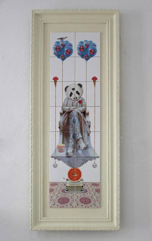 PANDA VISION: Arte  por Surrealejos