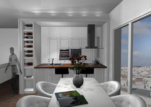 Casa mediterranea di quintavalle interior design homify for Numeri di casa mediterranea