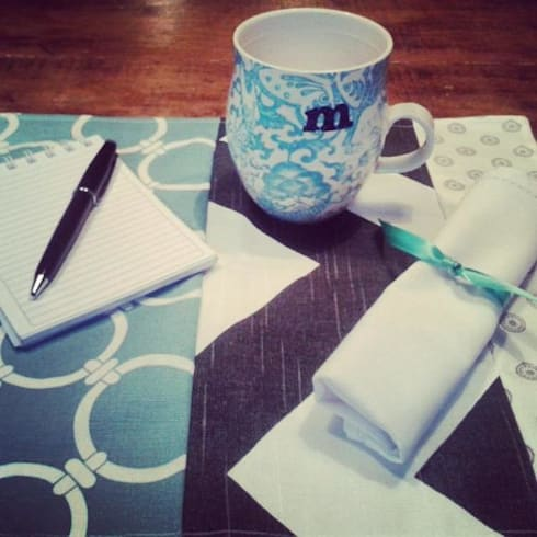 Textiles y objetos de decoraci n para el hogar de cerise for Objetos decoracion hogar