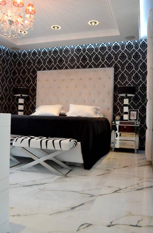 Dormitorios de estilo moderno por Fontenla