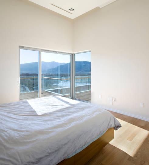 Projekty,  Sypialnia zaprojektowane przez craft design