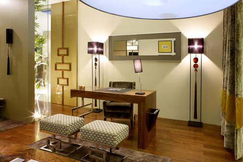 Maison & Objet – Suite Hotel | 2010: Escritórios e Espaços de trabalho  por Susana Camelo