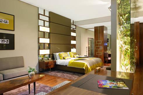 Maison & Objet – Suite Hotel | 2010: Quartos modernos por Susana Camelo