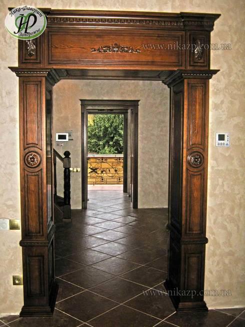 Арки классика, оформления порталов: Окна и двери в . Автор – Ника-Фаворит