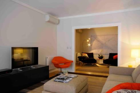 Espaço de Lazer : Salas de estar modernas por armazem de arquitectura