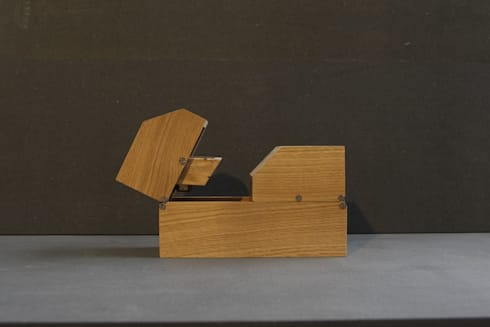 23 boxes: Sala de jantar  por Tomaz Viana Designermaker
