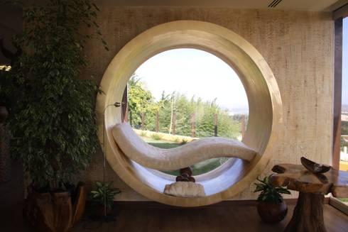 Piramidal: Sala de estar  por Piramidal