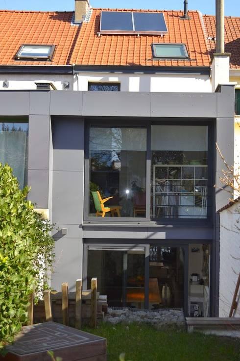 Rénovation maison Bruxelles par Metaforma Architettura   homify