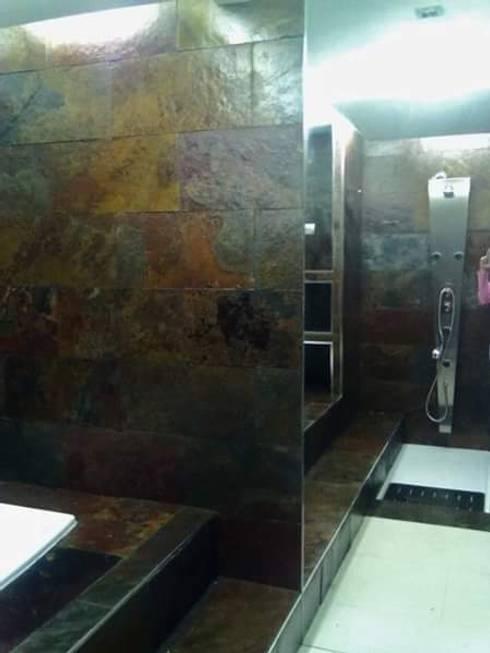 Aseo Principal: Baños de estilo minimalista de IC & AIR ·Arquitectura ·Interiorismo ·Reformas