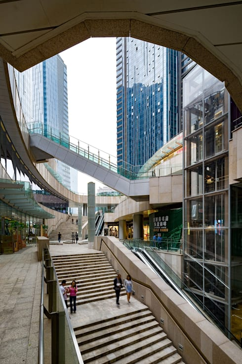 Evergrande Huazhi Plaza, Chengdu, China, by Aedas:   by Aedas
