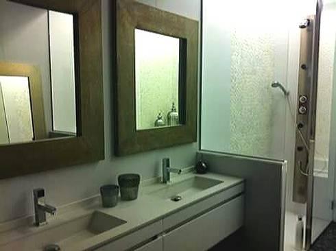 CASA IBI: Baños de estilo minimalista de IC & AIR ·Arquitectura ·Interiorismo ·Reformas