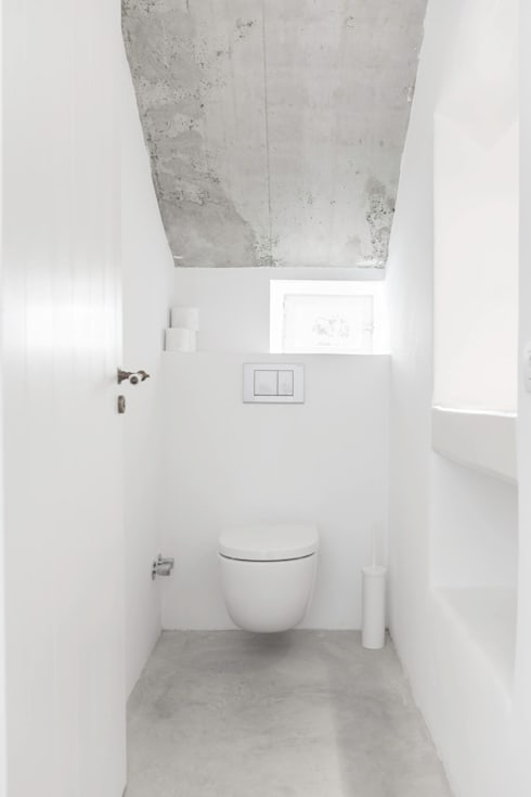 FELANITX RENOVATION: Baños de estilo  de munarq