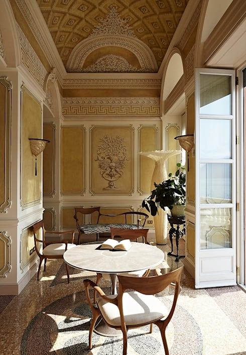 Conservatory by Ethnic Chic Home Couture