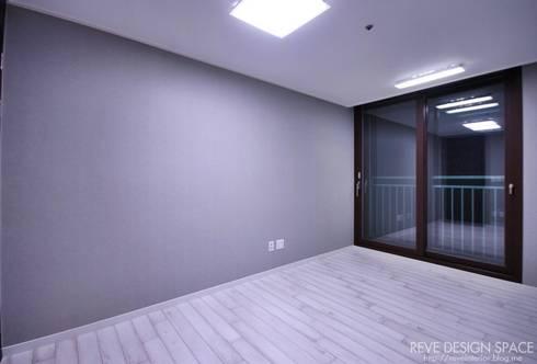 디자인스튜디오 레브 의 동탄아파트인테리어 능동 푸른마을두산 ...
