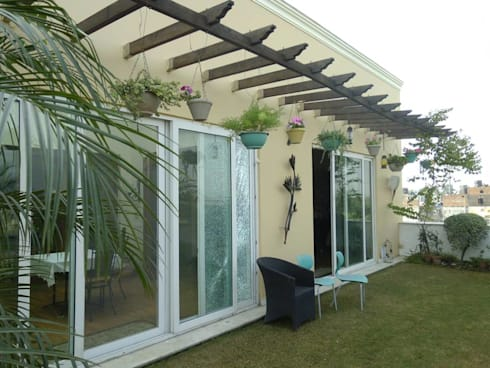 Exterior Painting :  Terrace by Quik Solution