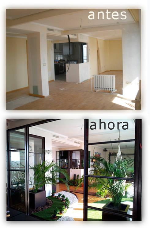 Reforma Viv Monaco: Terrazas de estilo  de torradoarquitectura