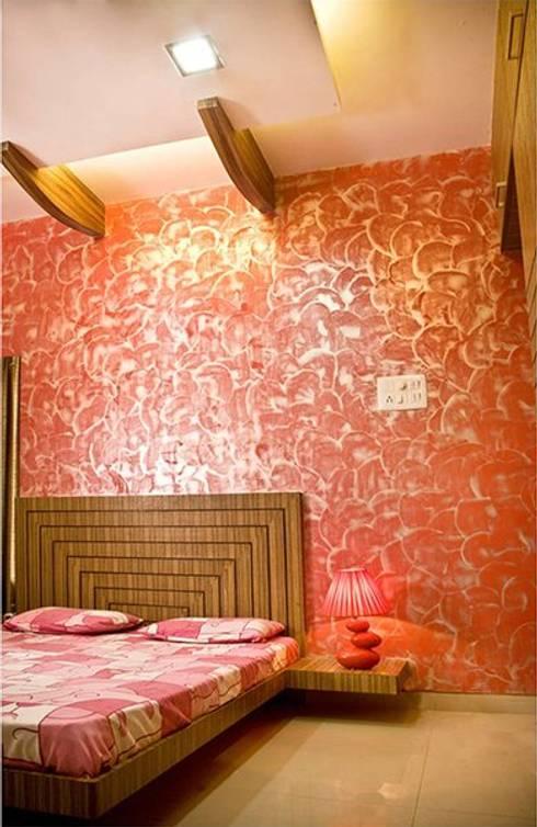 Residential: modern Bedroom by suneil