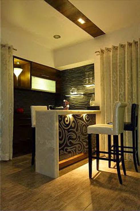 LIVING ROOM Designs: modern Living room by Artek-Architects & Interior Designers