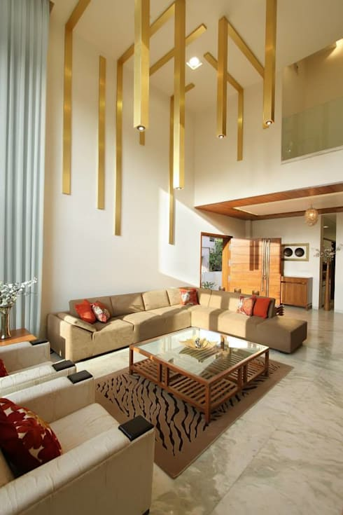 Living room by P & D Associates