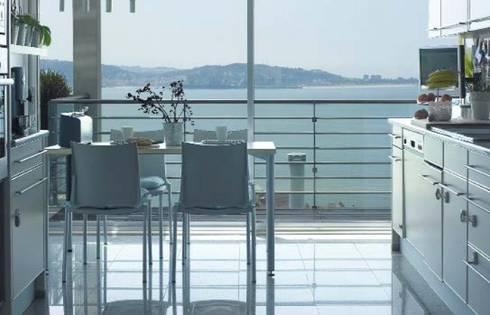Interiores: Salas de jantar modernas por Cool Design