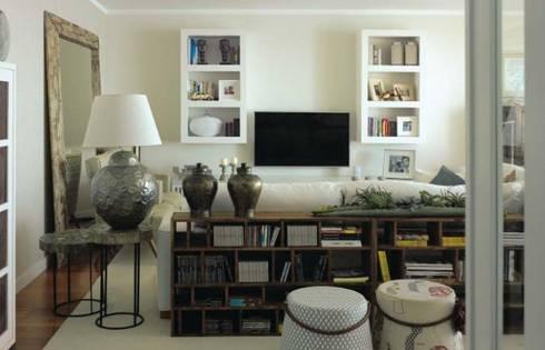 Interiores: Salas de estar modernas por Cool Design