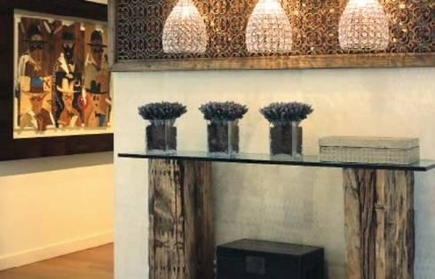 Interiores: Corredores e halls de entrada  por Cool Design