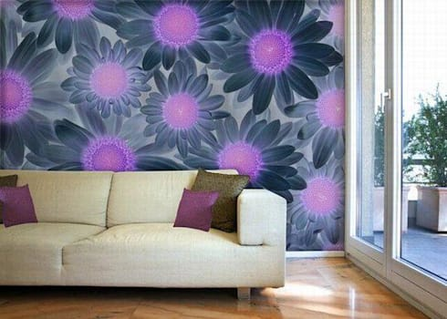 Wall Coverings:  Walls & flooring by My Decorative