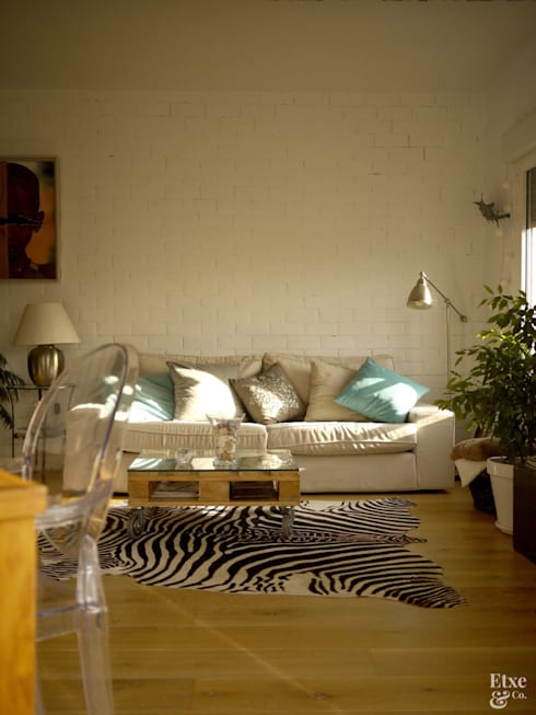 Salas de estilo  por Etxe&Co