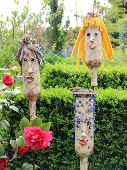 Projekty,  Ogród zaprojektowane przez Petra Helling | Unikate aus Glas