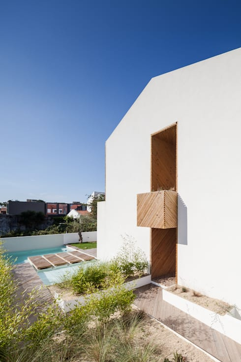 Silver Wood House:   por 3r Ernesto Pereira