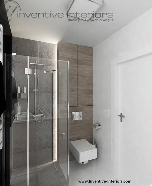 Inventive Interiors의  욕실