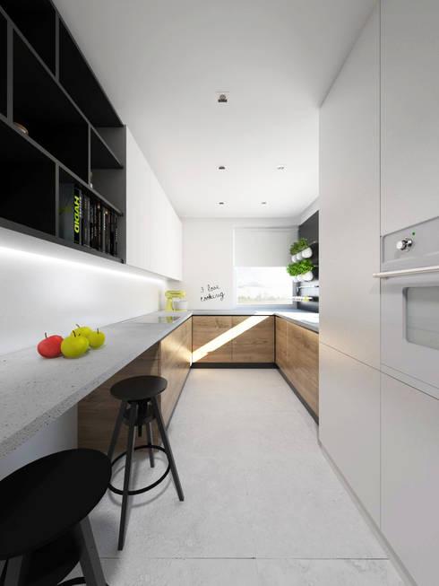 Nhà bếp by PASS architekci