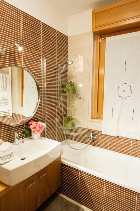 حمام تنفيذ Loredana Vingelli Home Decor