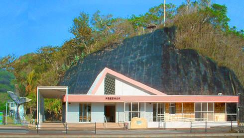 小笠原母島船客待合所: ユミラ建築設計室が手掛けた家です。