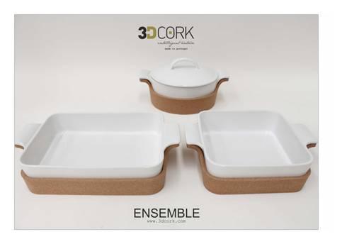 Ensemble : Cozinha  por 3DCORK